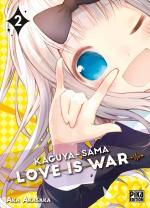 Kaguya-sama : Love Is War T.2 Manga
