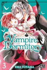 Vampire Dormitory  T.3 Manga