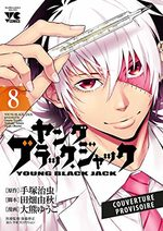 Young Black Jack 8 Manga