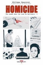 Homicide - Une année dans les rues de Baltimore # 5