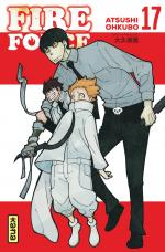Fire force # 17