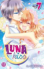 Luna Kiss T.7 Manga