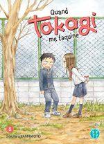 Quand Takagi me taquine T.8 Manga