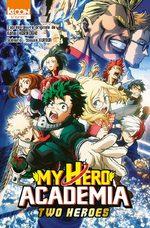 My Hero Academia - Two Heroes 0 Anime comics