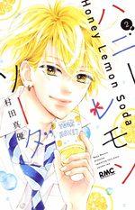 Honey Lemon Soda # 2