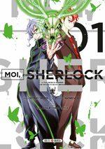 Moi, Sherlock T.1 Manga