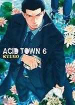couverture, jaquette Acid Town 6