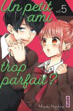 Un petit ami trop parfait ? 5 Manga