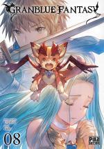 Granblue Fantasy   8 Manga