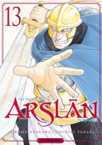 The Heroic Legend of Arslân 13