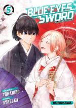 Blue Eyes Sword 5 Manga