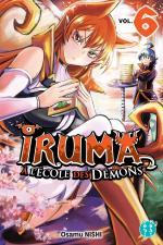 Iruma à l'école des démons 6