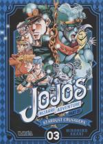 Jojo's Bizarre Adventure 3