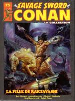 The Savage Sword of Conan 75