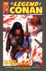 The Savage Sword of Conan 76