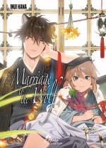 Marriage to the Wolf 1 Manga