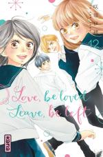 Love, be loved, Leave, be left 12