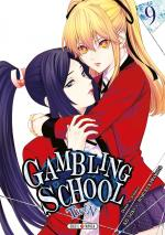 Gambling School Twin 9 Manga