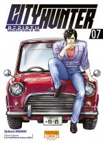 City Hunter Rebirth # 7