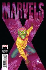 Marvels X # 1