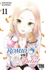 Romio vs Juliet # 11