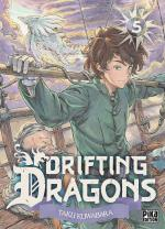 Drifting dragons 5