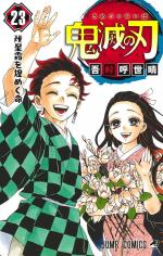 Demon slayer 23 Manga