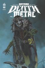 Batman - Death Metal # 3