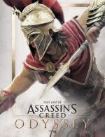 Tout l'art d'Assassin's Creed Odyssey 1 Artbook