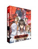 King's Game 1 Série TV animée