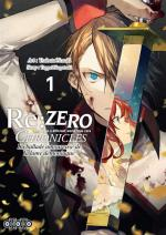 Re:Zero Chronicles : La ballade amoureuse de la Lame démoniaque  1 Manga
