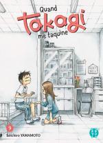 Quand Takagi me taquine 9 Manga