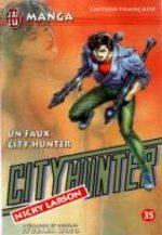 City Hunter 35 Manga