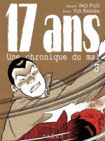 17 Ans - Une Chronique du Mal 3 Manga