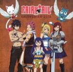 Calendrier Fairy Tail 1 Produit dérivé