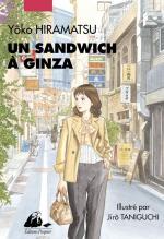 Un sandwich à Ginza 1