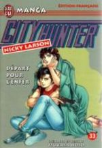 City Hunter 33 Manga