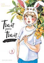 Trait pour trait 3 Manga