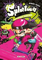Splatoon - Histoires poulpes 2 Manga