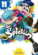 Splatoon 11 Manga