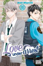 Love under Arrest # 10