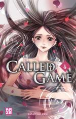 Called Game 4 Manga