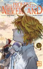 The promised Neverland 19 Manga