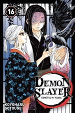 Demon slayer 16 Manga