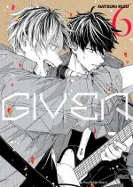 Given T.6 Manga