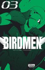 couverture, jaquette Birdmen 3