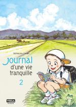 Journal d'une vie tranquille 2 Manga