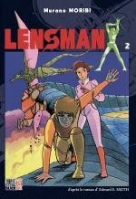Lensman 2 Manga