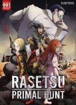 Rasetsu : Primal Hunt 3 Global manga