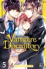Vampire Dormitory  5 Manga